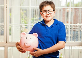 kids savings and banking activities