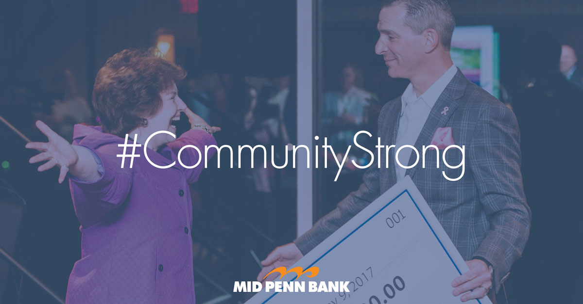 Mid Penn Bank - #CommunityStrong