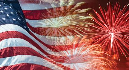 Millersburg fireworks