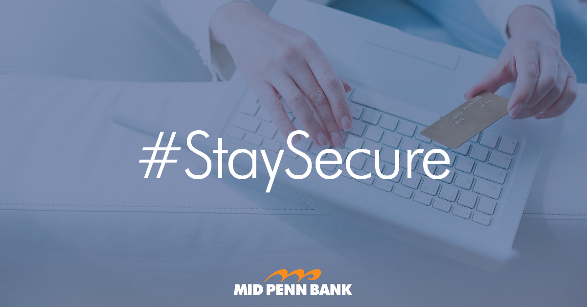 #StaySecure