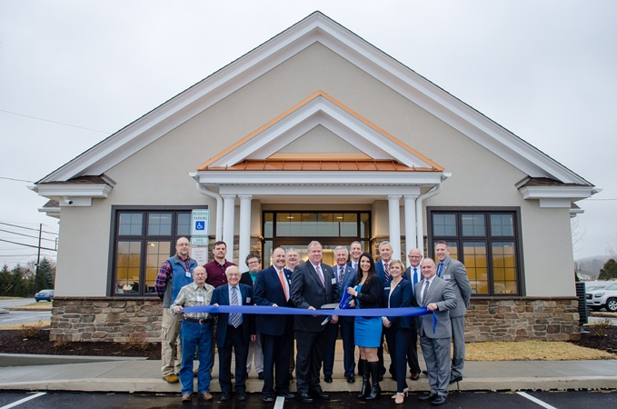 Halifax Branch Ribbon Cutting