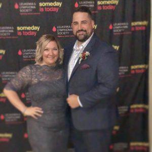 Jesse and his wife, Erica Biretz
