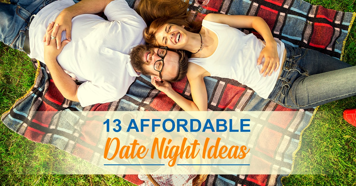 13 Affordable Date Night Ideas