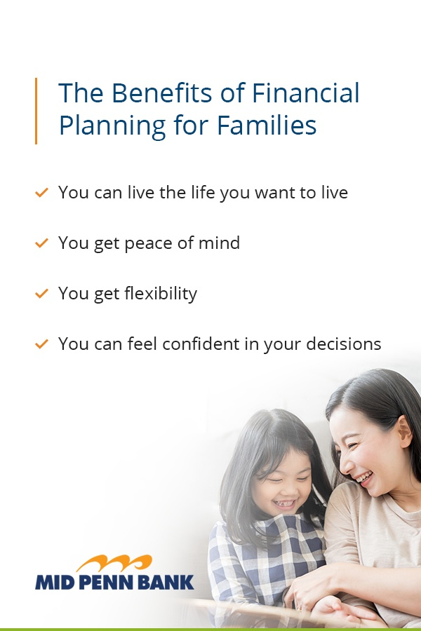 The Benefits of Financial Planning for Families
